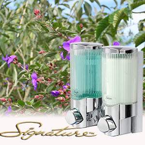 Signature Shower Dispensers