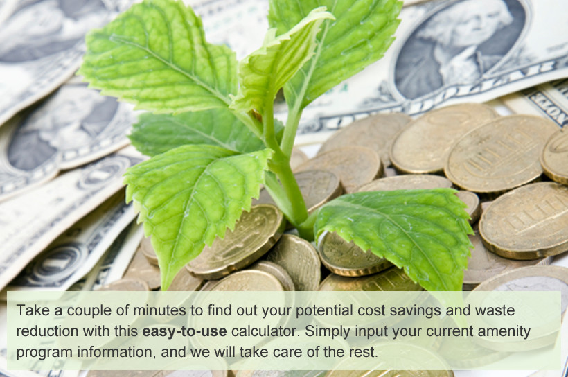 Cost Savings Calculator Input your current costs and discover your potential savings
