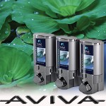 AVIVA Shower Dispensers for Hotels