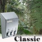 Classic Shower Dispenser for hotels