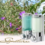 Signature Shower Dispensers for Hotels