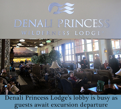 Denali princess lodge image
