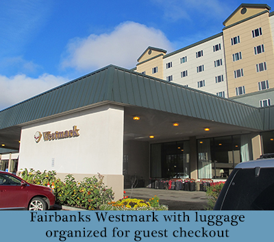 Fairbanks luggage image