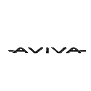 aviva logo on transparent background dispenser amenities