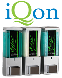 iQon Shower Dispenser for Spas