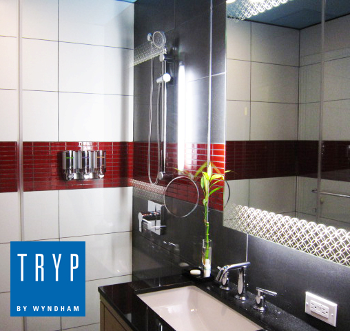 Tryp Bathroom