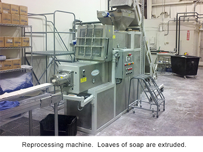 Gsp_plant_reprocessing_machine