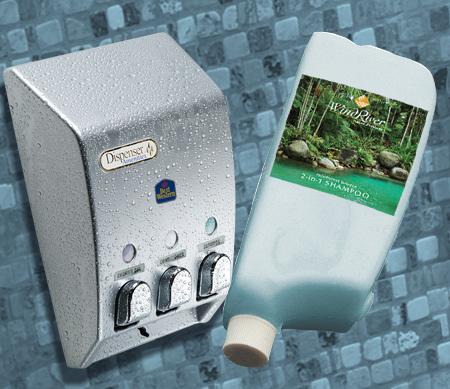 Wave liquid and dispenser best western dispenser amenities
