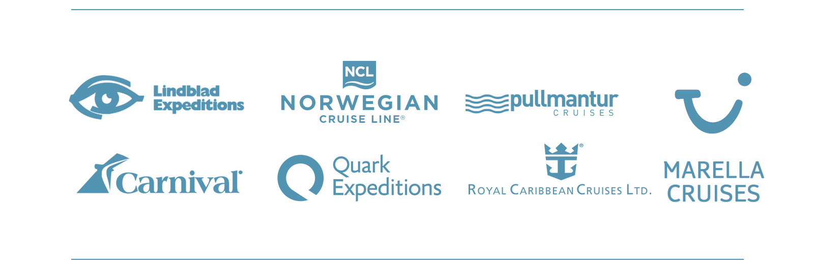 linblad expeditions norwegian cruise line pullmantur cruises carnival quark expeditions royal caribbean cruises ltd marella cruises blue on transparent background