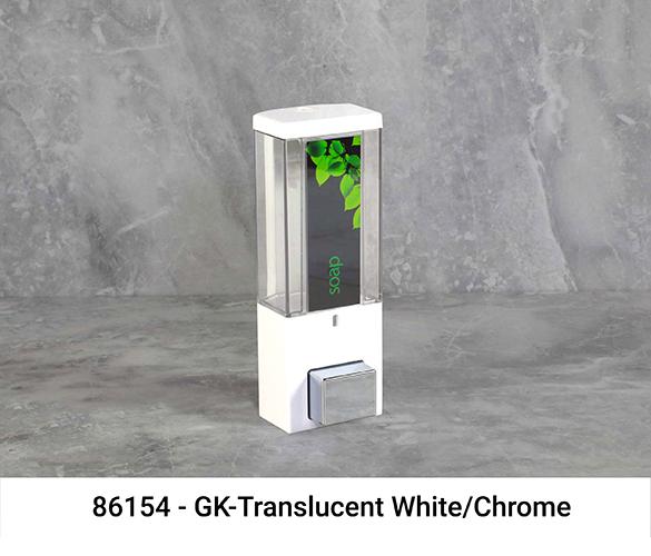 Resize translucent white black  image