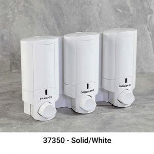 Aviva iii solid white