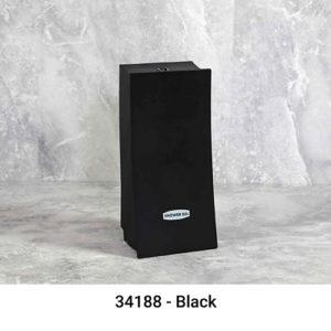 Wave matte black