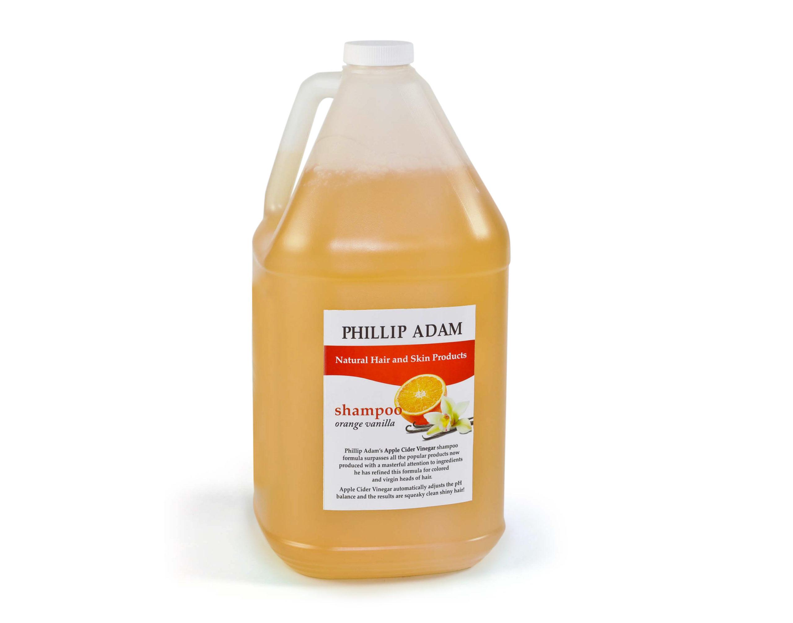 Phillip Adam Natural Hair And Skin Shower Liquids