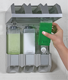 Dispenser liquid